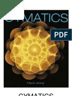 Jenny - Cymatics - A Study of Wave Phenomena and Vibration - Volume 1 1967
