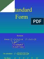 Standard Form Form 4