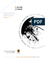 Managing Risk in the Global Supply Chain