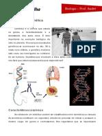 Características genéticas 2014