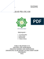 Bangsa Arab Pra Islam