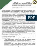 Nicolas Pradines - Vaudou Lecon 8
