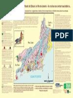 Mapa Geologico Simplificado Do Estado Do Rio de Janeiro