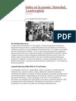 ACTO 17 de Octubre en La Poesía Argentina- CULTURA POPULAR