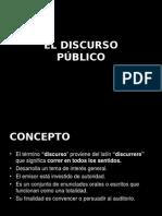Discurso Public Ou Vm