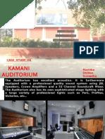 KAMANI auditorium