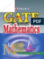 GATE - Mathematics (Maths for GATE exam) ~Stark
