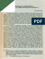 La Doctrina de La Iluminaciòn de La Inteligencia y Del Hombre Interior en San Agustin