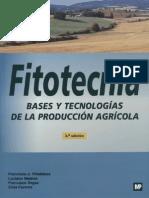 Plantas - Fitotecnia