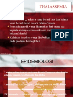 Thalassemia Dan Fungsi Hati