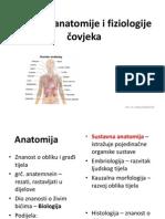 11. Osnove Anatomije i Fiziologije Covjeka