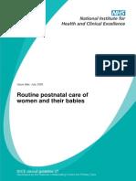 [SẢN] W4.6 - READ MORE  - Routine post-natal care NICE.pdf http://bsquochoai.ga || bsquochoai