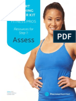 Precision Nutrition Assessments
