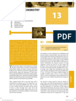 Chapter 13- chemistry human biochem option IB
