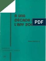 CJ 19, A Una Década Del Año 2,000 - Peter Heriort, SJ