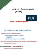 Anti-inflamatórios não-esteroidais odonto 2012_2