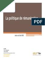 Atelier GPEC Politique Salariale