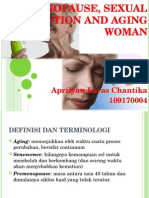 Menopause, Sexual Function and Aging Woman (2)
