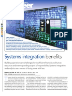 System Integration Benefits