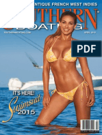 Southern Boating - April 2015 USA