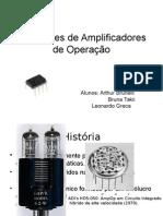 Aplicacoes de Amplificadores de Operacao -1-2