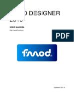 Fmod Manual