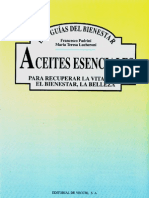 Yyaa Libro Aromaterapia Aceites Esenciales Oswi Emag 92