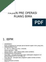 Pasien Pre Operasi 21-4