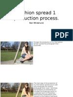 Fashion spread 1 production process.pptx
