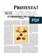 revista protesta zero
