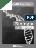 Bernoulli Resolve Biologia_volume 1