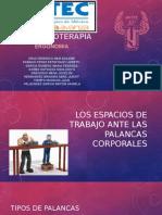 Los Espacios de Trabajo Ante Las Palancas Corporales 2