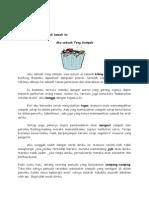 Petikan Teks Aku Sebuah Tong Sampah (2)