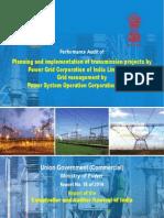 Performance Audit of Power Grid