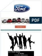 Strategic Management Slide (FORD)