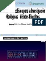 Metodo electrico de sondeo vertical