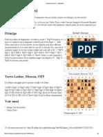 Moulinet (échecs)