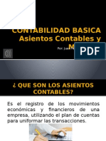 Contabilidad Basica Asistentos Contables y Mayores