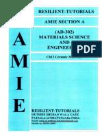 Chapter 12 Ceramic Materials