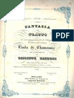 Giuseppe Rabonni - Fantasia Op48