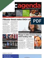 dcagenda.com - vol. 2, issue 5 - january 29, 2010