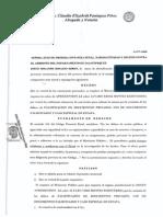 Ejemplos de Memorial Penal de Guatemala