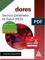 Test Materias Especificas - Celadores del Servicio Extreme+¦o de Salud.pdf