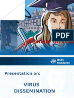 it act ppt on virus dissemination