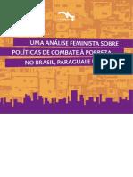 Uma análise feminista sobre políticas de combate à pobreza no Brasil , Paraguai e Uruguai