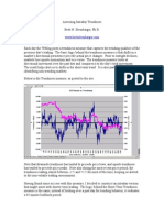 Assessing Intraday Trendiness