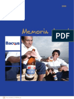Backus-MemoriaAnual2008