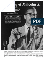 The Mystery of Malcolm X  (Massaquoi)