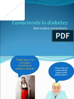 3-Conociendo La Diabetes