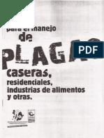 Guía de Manejo de Plagas Caseras.